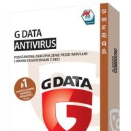 GData AntiVirus 1PC/3Y ESD G Data KONTYNUACJA