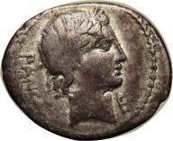 Rzym -Republika AR-denar C.Vibius C.F.Pansa 90 pne