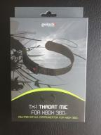 GIOTECK TX-1 THROAT HEADSET XBOX 360 komunikator