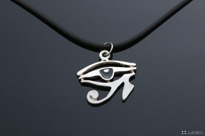 Wisiorek Amulet Oko Horusa Ra Lub Ozyrysa Aj179