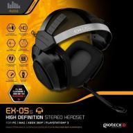Gioteck EX-05S Słuchawki Stereo Headset PS3 Xbox