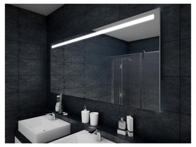 Lustro Podświetlane Led 53x63 Lustro Do łazienki