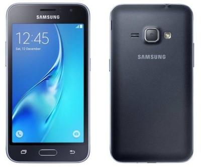 Samsung Galaxy J1 2016 J120fn Black Nowy Kurier 6604585877 Oficjalne Archiwum Allegro