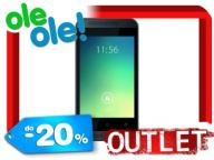 OUTLET!!! TELEFON MANTA TEL4092/S SMART 4 CALE USB