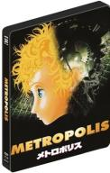 OSAMU TEZUKAS METROPOLIS (BLU-RAY+DVD) STEELBOOK
