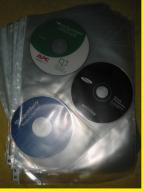 KOSZULKA na *3 CD / DVD A4 / PVC=10szt
