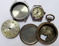 COINSNET --- Mechanizmy do zegarków, na części (4)