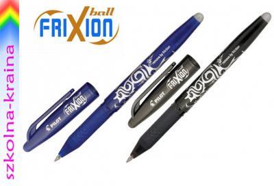 FRIXION PILOT Pióro Długopis wymazywalny 4 kolory