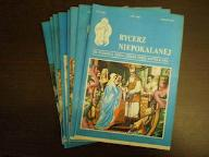 Rycerz z Niepokalanej nr 2-12/1986 -   1989