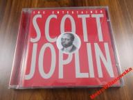 CD - SCOTT JOPLIN THE ENTERTAINER !