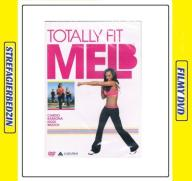 TOTALLY FIT Mel B Cardio ramiona nogi brzuch[DVD]