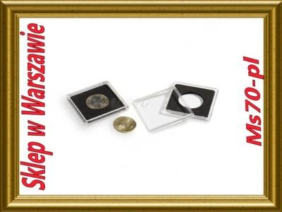 Kapsle na monety QUADRUM 18 mm - LEUCHTTURM