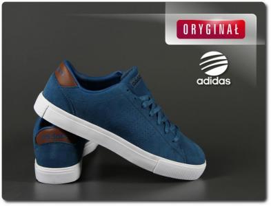 super popular 95a37 d8f7f Buty męskie Adidas Neo Daily Clean F38675 r.42-46
