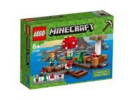 LEGO Minecraft 21129 Grzybowa wyspa TANIO!!!