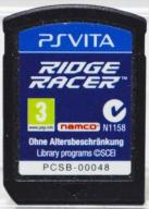 RIDGE RACER  / PS VITA