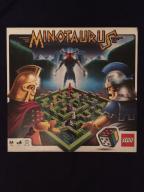 LEGO MINOTAURUS gra planszowa z klocków lego
