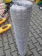 Siatka na woliery hexagonalna OCYNK 20x20mm 50 mb