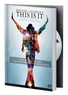 """""""This is it"""" DVD Michael Jackson"""