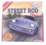 Commodore 64/128 gra Street Rod Dysk