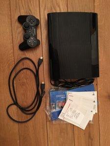 PlayStation 3 SUPER SLIM 500 GB + 20 GIER!!! HIT!