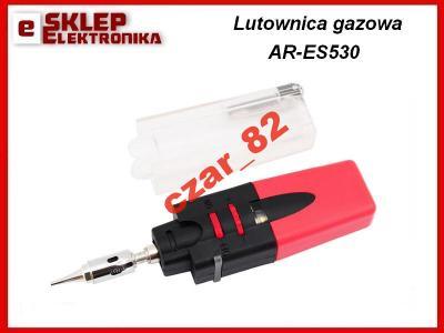 Lutownica gazowa podręczna ARIES AR-ES530