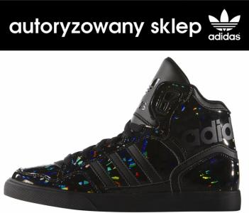 7f93b81eb Buty adidas Extraball S81555 r. 39 1/3 - 5639757753 - oficjalne ...