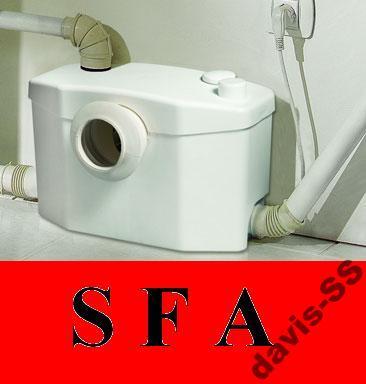 Sfa Sanipro Pompa Rozdrabniacz Do Wc I łazienki 6759312589