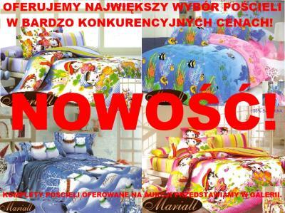 Pościel Dla Dzieci Satyna Bawełniana 160x200 Bajki 3182325180