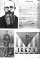 Ojciec M.Kolbe w Auschwitz