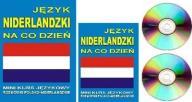 Język niderlandzki na co dzień z płytami CD i MP3.