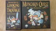 Munchkin Quest + Looking for trouble