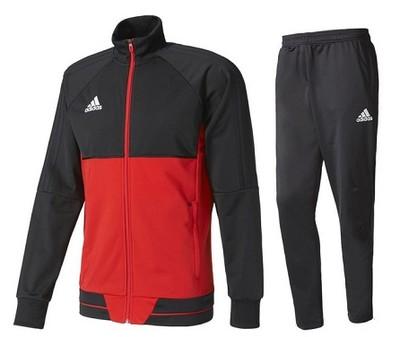 Dres Sportowy Męski adidas TIRO17 Spodnie Bluza S