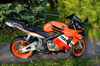 Honda Cbr 600 Rr Igla Repsol Jedyna Doinwestowana 6835487162 Oficjalne Archiwum Allegro