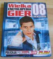 Wielka Encyklopedia Gier 08 - CD-ROM - WYPRZEDAŻ!