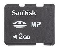 SANDISK M2 2GB MEMORY STICK MICRO CARD !! NOWA !!
