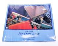4915-80 ...KIGHT... k#z ALBUMY FLIP PHOTO 10X15