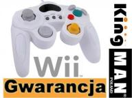 Pad do Gamecube Wii Biały Joy-pad BLISTER F-VAT