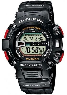 Zegarek na komunię CASIO G-SHOCK G-9000 1V Wys 0zł