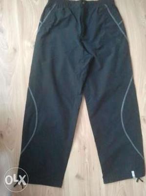 0b7c0c883 Spodnie szerokie sportowe Decathlon Domyos - 6873339016 - oficjalne ...