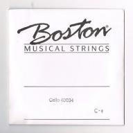 Struna do wiolonczeli 3/4 BOSTON B-434-C C4