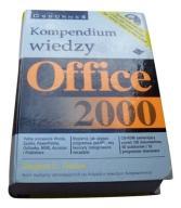 Office 2000 Kompendium wiedzy + CD ~ NELSON