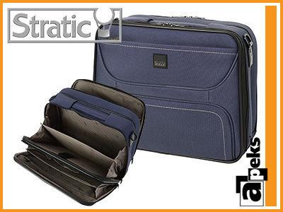 013fb3cfb0e57 STRATIC Bendigo teczka torba kabinowa laptop 15,4 - 5605235809 ...