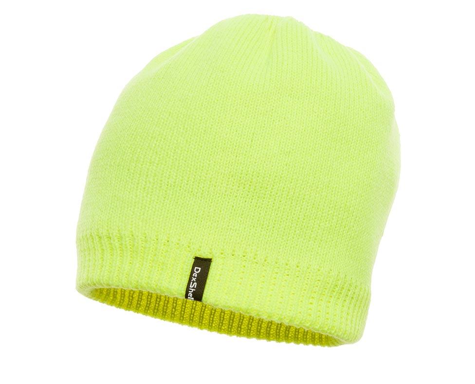 DexShell czapka Beanie Solo (K: High Vis Yellow)