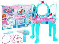 JKM ZA1510 Urocza toaletka dla księżniczki akcesor