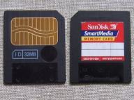 32 MB Smart Media PANORAMA - 3 [3,3] Volt - 32MB