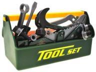 JKM ZA1697 Zestaw narzędzi SKRZYNKA z narzędziami