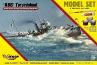 """Torpedowiec Obrony Wybrzeża """"A86"""""""