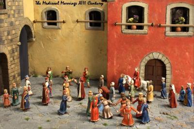 Medieval Marriage XIII Century Wesele__WBM
