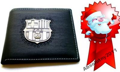 bc1ec055903c2 Portfel FC Barcelona Football Club HiT 2014! - 4652685388 ...