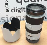Sony 70-400mm f/4-5.6 G SSM II SAL70400G2 Sony A
